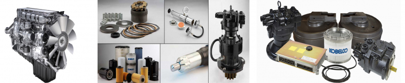 Parts | SERVICE and PARTS | Kobelco Construction Machinery